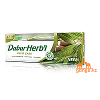 Зубная паста Ним (Neem DABUR HERB'L), 150 г + зубная щетка