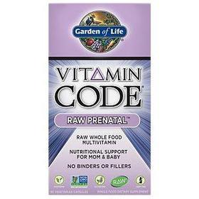 Женские Витамины Vitamin Code, RAW Prenatal, 90 Vegetarian Capsules