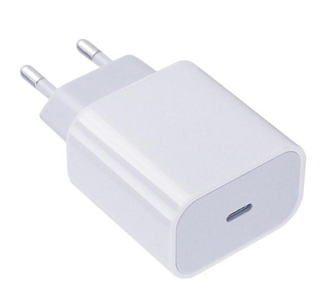 Зарядное устройство Apple 18W USB-C Power Adapter для Ipad и Iphone MU7V2ZM/A
