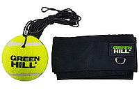 Мячик для бокса Файтбол, тренажер Fight Ball- Green Hill