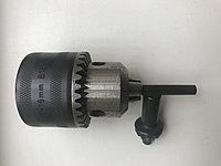 Патрон для сверлильных и токарных станков В18 от 3 до 16 мм