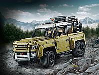 LEGO Technic 42110 Land Rover Defender, конструктор ЛЕГО