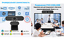 Full HD USB веб камера для дистанционного обучения, видеоконференций,Skype, стрима и т.п., фото 2