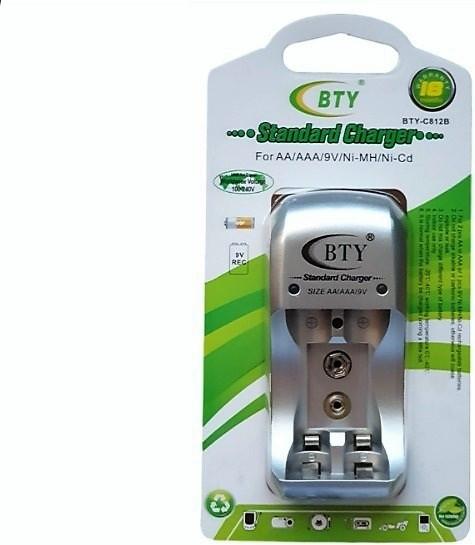 Зарядное устройство BTY-C812B AA,AAA,9v