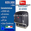 Автоматика для ворот BFT ICARO SMART AC для откатных ворот весом до 2000 кг