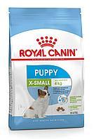 X-Small Puppy. Икс-смол паппи: сухой корм для щенков в возрасте до 10 месяцев. 1,5 кг