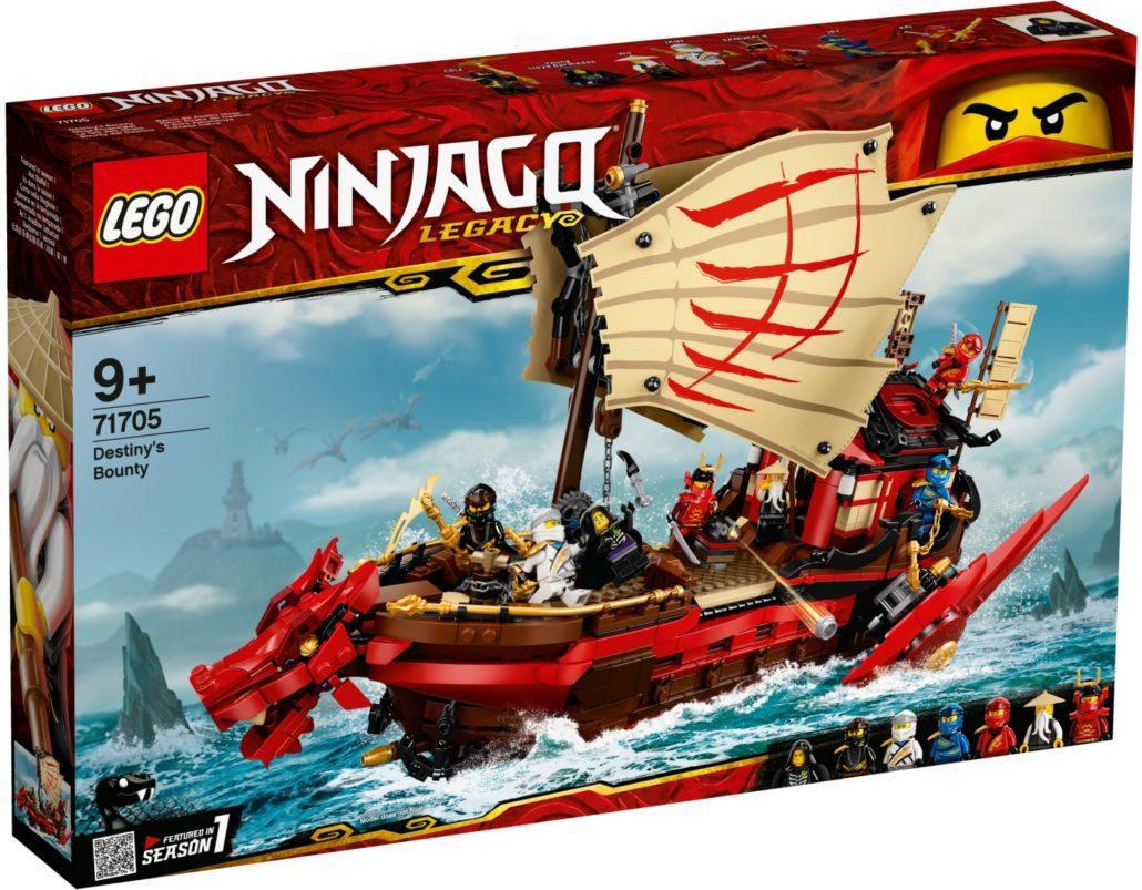 71705 Lego Ninjago Летающий корабль Мастера Ву, Лего Ниндзяго