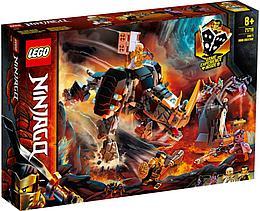 71719 Lego Ninjago Бронированный носорог Зейна, Лего Ниндзяго
