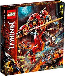 71720 Lego Ninjago Каменный робот огня, Лего Ниндзяго