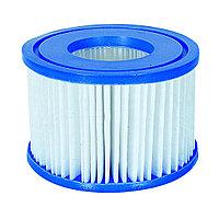 Картридж для фильтр-насоса BESTWAY Lay-Z-Spa тип VI 58323 (10.6х8см, Сменный, 2 шт., Blue-White)