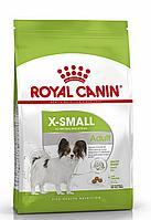 X-Small Adult. Икс-смол эдалт: сухой корм для собак в возрасте c 10 месяцев до 8 лет. 1,5 кг