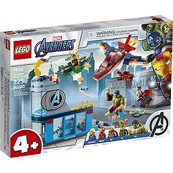 76152 Lego Super Heroes Мстители Гнев Локи, Лего Супергерои Marvel