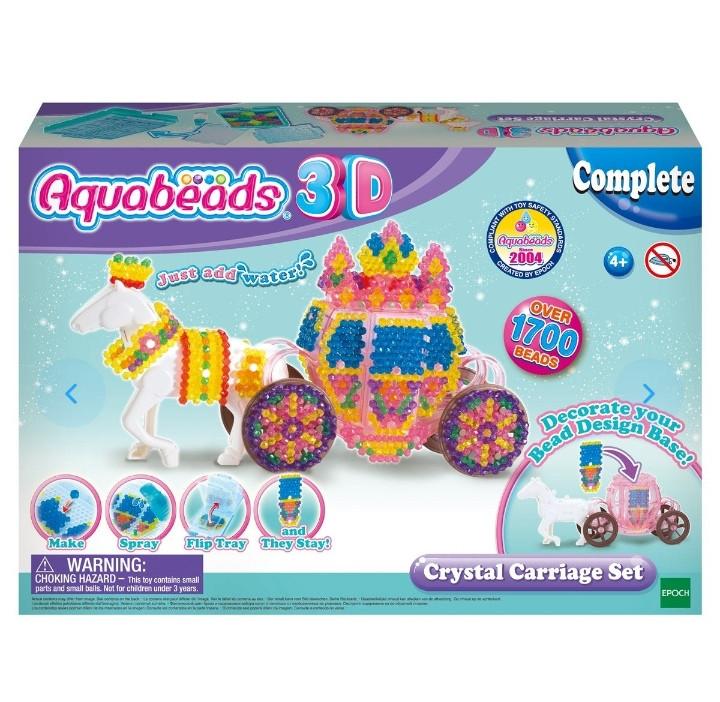 Набор Aquabeads Волшебная карета