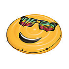 Пляжный матрас для плавания Эмодзи/Смайлик BESTWAY #SummerStylez 43139 (188 см, Винил, Двухместный)