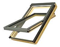 Мансардное окно 78х118 FAKRO FTS U2 Без Оклада, фото 1