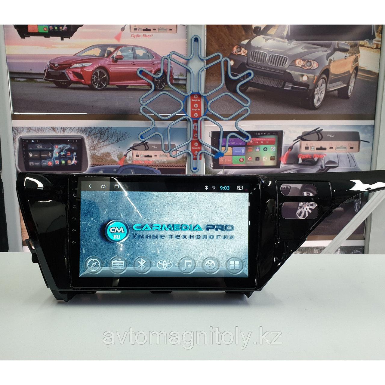 Магнитола CarMedia PRO Toyota Camry 70