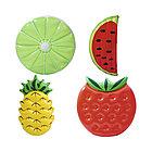 Пляжный матрас для плавания BESTWAY Summer Fruit Фрукты 43159 (174х96см, Винил)