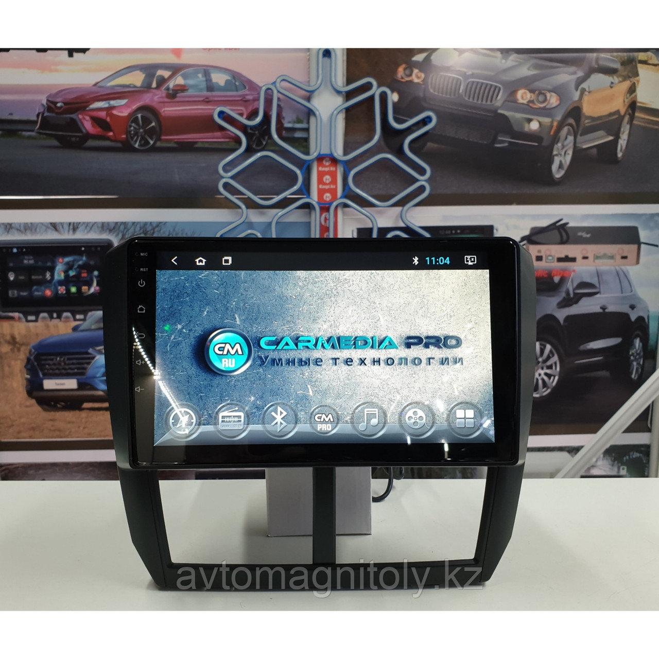 Магнитола CarMedia PRO Subaru Impreza 2011-2016