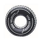Круг для плавания BESTWAY High Velocity Tire 12+ 36102 (119 см, Винил, Black)