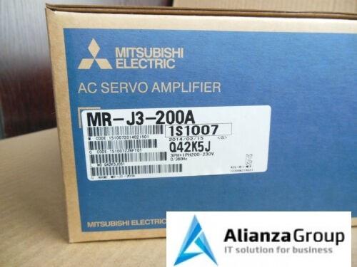Сервопривод Mitsubishi MR-J3-200A