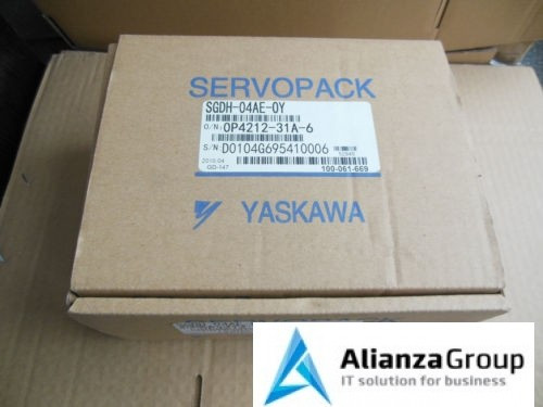 Сервопривод Yaskawa Electric SGDH-04AE-OY