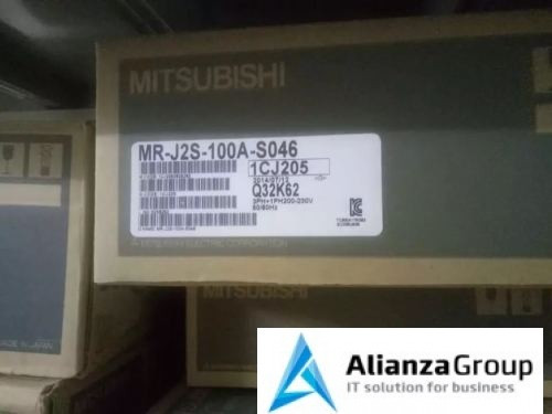 Сервопривод MITSUBISHI MR-J2S-100A-S046