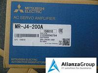 Сервопривод Mitsubishi Electric MR-J4-200A