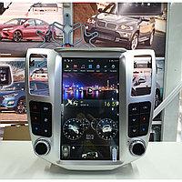 Магнитола CarMedia PRO для Lexus RX330/RX350 TESLA STYLE/PX6/4ГБ-32ГБ