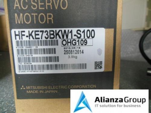 Сервомотор Mitsubishi HF-KE73BKW1-S100