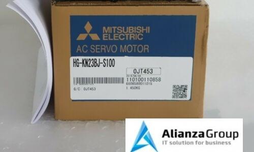 Сервомотор Mitsubishi HG-KN23BJ-S100
