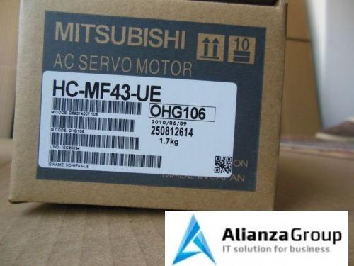 Сервомотор Mitsubishi HC-MF43-UE