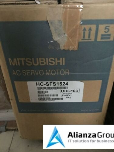 Сервомотор Mitsubishi HC-SFS1524