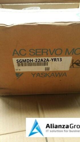 Сервомотор YASKAWA SGMDH-22A2A-YR13