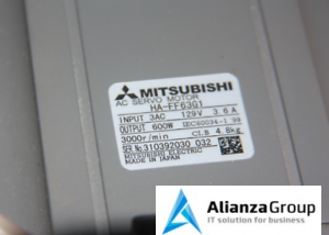 Сервомотор Mitsubishi HA-FF63G1