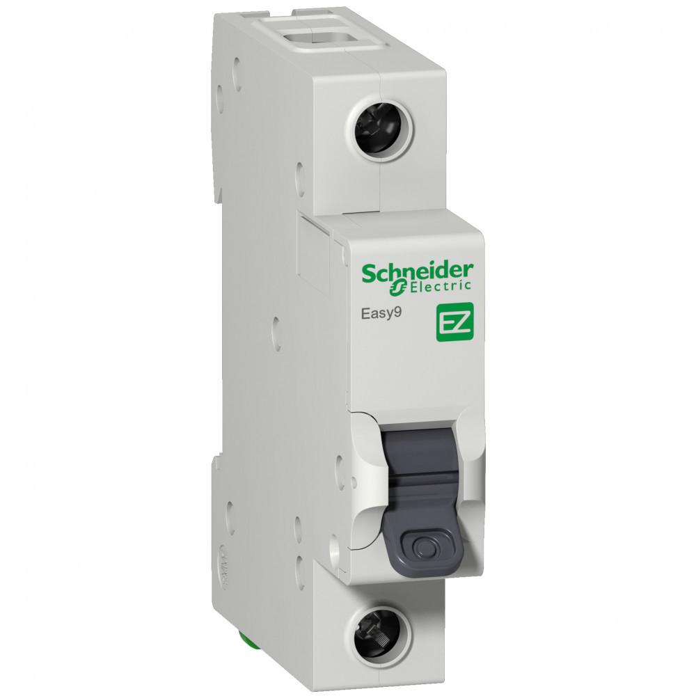 EZ9F34150 Автоматический выключатель Schneider Electric серии Easy9 1P, 50A, C, 4.5кА/230В