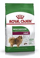 Mini Indoor Adult корм для маленьких собак (весом до 10 кг). С 10 месяцев. 1,5 кг/уп
