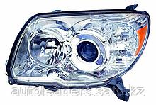 Фара левая на Toyota 4Runner 2006-2008