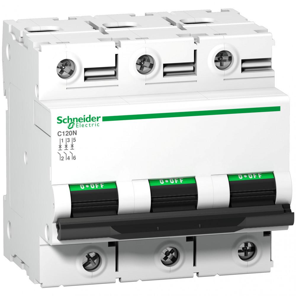 A9N18369 Автоматический выключатель C120N C 125A 3p