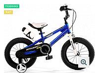 "Детский велосипед Royal Baby Freestyle16""BLUE"