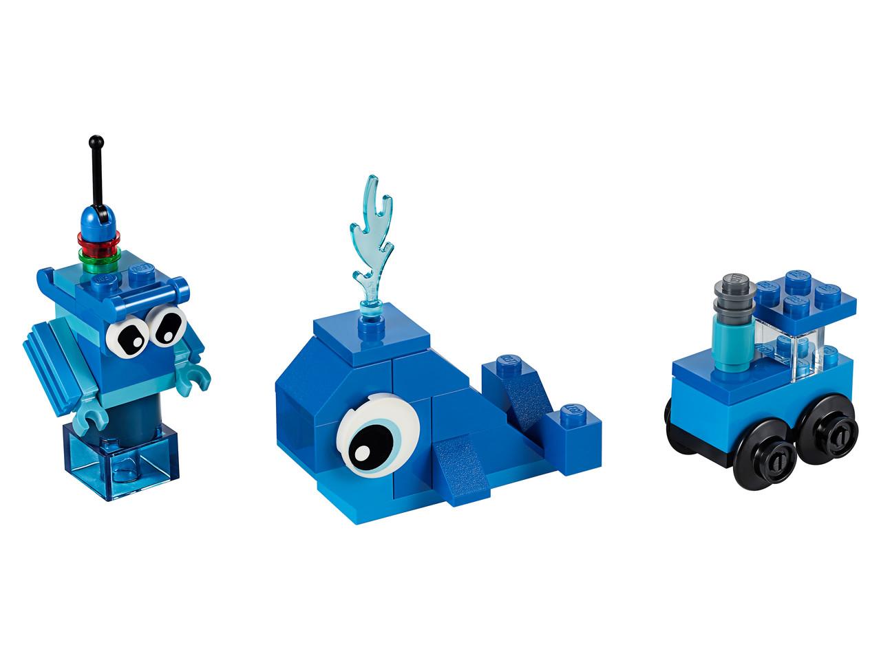 LEGO Classic 11006 Синий набор для конструирования, конструктор ЛЕГО - фото 3