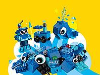 LEGO Classic 11006 Синий набор для конструирования, конструктор ЛЕГО