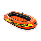 Лодка надувная INTEX Exlorer PRO 200 6+ 58356NP (196х102см, Винил, Трёхкамерная)