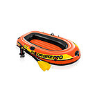 Лодка надувная INTEX Exlorer PRO 200 set 6+ 58357NP (196х102см, Винил, Трёхкамерная)