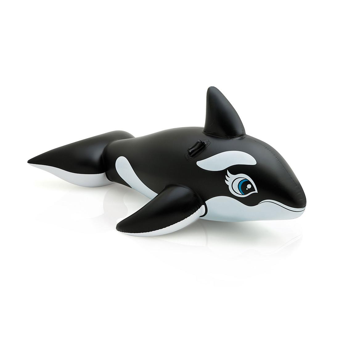 Надувная игрушка для катания верхом Касатка INTEX 58561NP Винил
