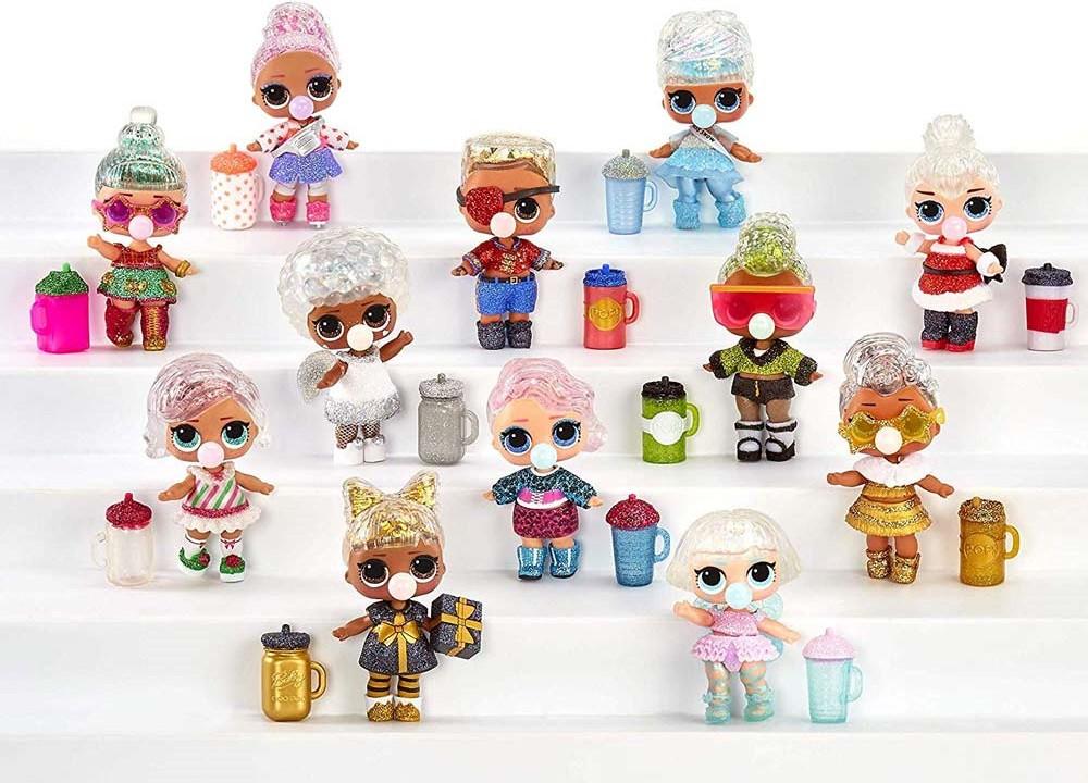 Кукла L.O.L. Surprise Glitter Globe Зимнее Диско - фото 2