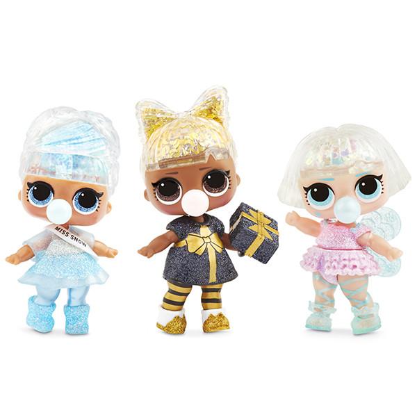 Кукла L.O.L. Surprise Glitter Globe Зимнее Диско - фото 3