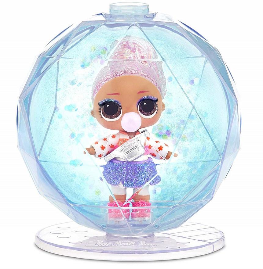Кукла L.O.L. Surprise Glitter Globe Зимнее Диско - фото 4