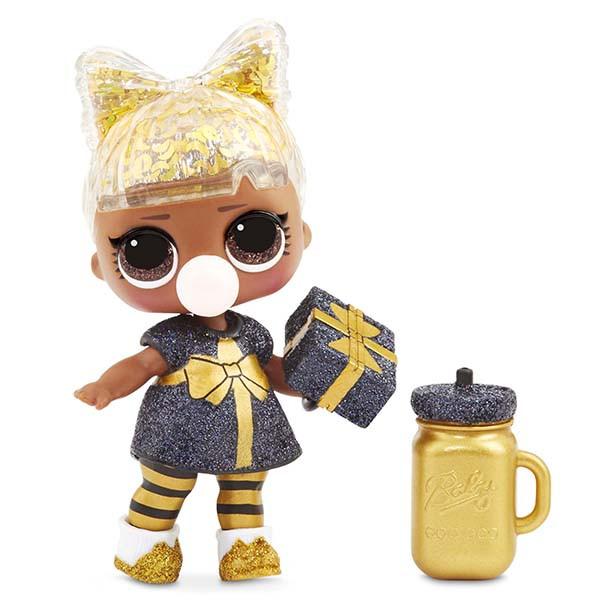 Кукла L.O.L. Surprise Glitter Globe Зимнее Диско - фото 5