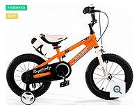 """Детский велосипед Royal Baby Freestyle16"""" ORANGE оранжевый"""
