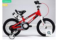 """Детский велосипед Royal Baby Freestyle Space №1 Alloy 16"""" ORANGE"""